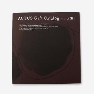 ACTUSギフトカタログ W_R/ワインレッド(熨斗)