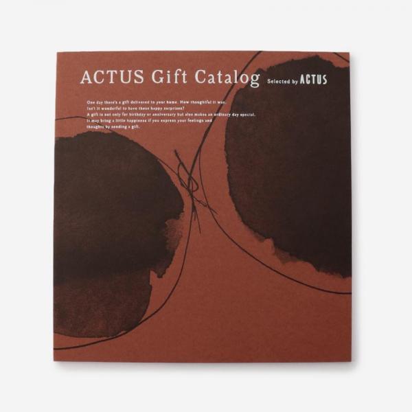 【リボン】ACTUSギフトカタログ U_R/アーバンレッド