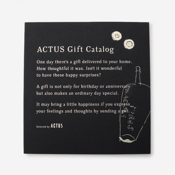 【熨斗】ACTUSギフトカタログ M_B/ミッドナイトブルー