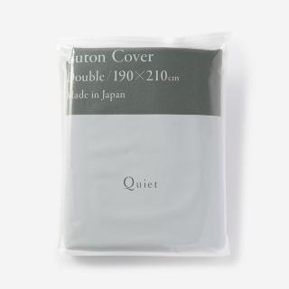 Quiet HALF&HALF 布団カバー(ダブル) 190×210 FOREST