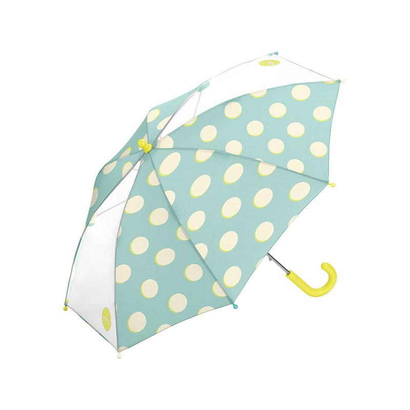 w.p.c for kids Umbrella 45cm ムーン グリーン