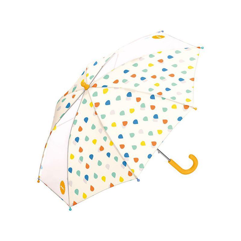 w.p.c for kids Umbrella 50cm ドロップ オフホワイト