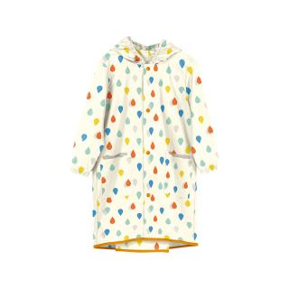 w.p.c for kids Raincoat Mサイズ ドロップ オフホワイト