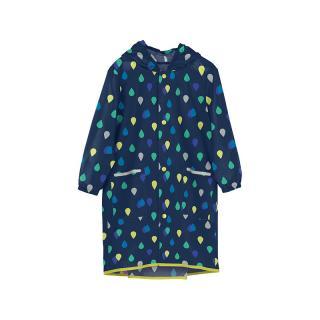 w.p.c for kids Raincoat Mサイズ  ドロップ ネイビー