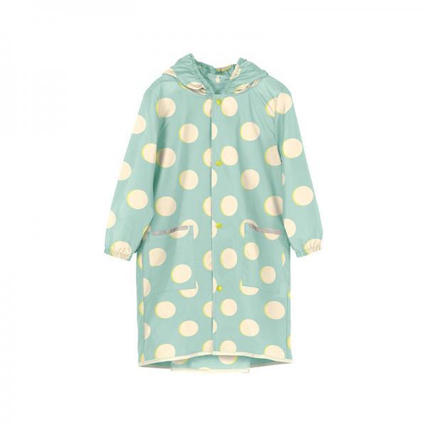 w.p.c for kids Raincoat Mサイズ  ムーン グリーン