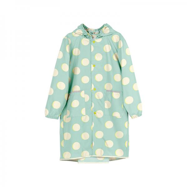 w.p.c for kids Raincoat Lサイズ  ムーン グリーン