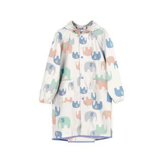 w.p.c for kids Raincoat Lサイズ  エレファント オフホワイト