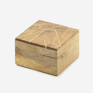 WOOD&BRASS BOX Sサイズ