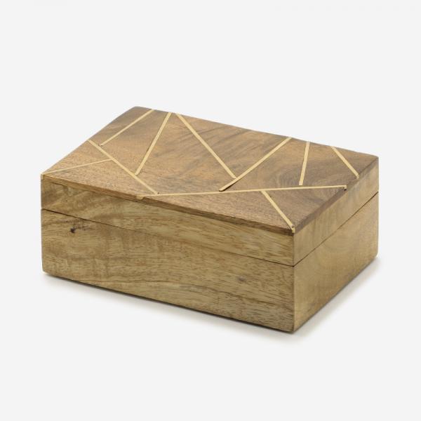 WOOD&BRASS BOX Lサイズ