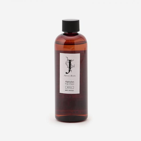 SONGS OF NATURE ALPHABET DIFFUSER REFILL J