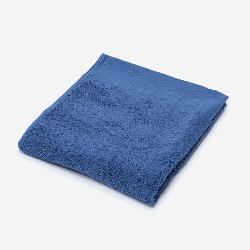 EVERY 19AW バスタオル ブルー 60×130