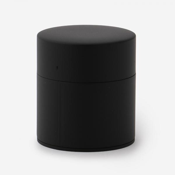 塗り缶 平型 ブラック