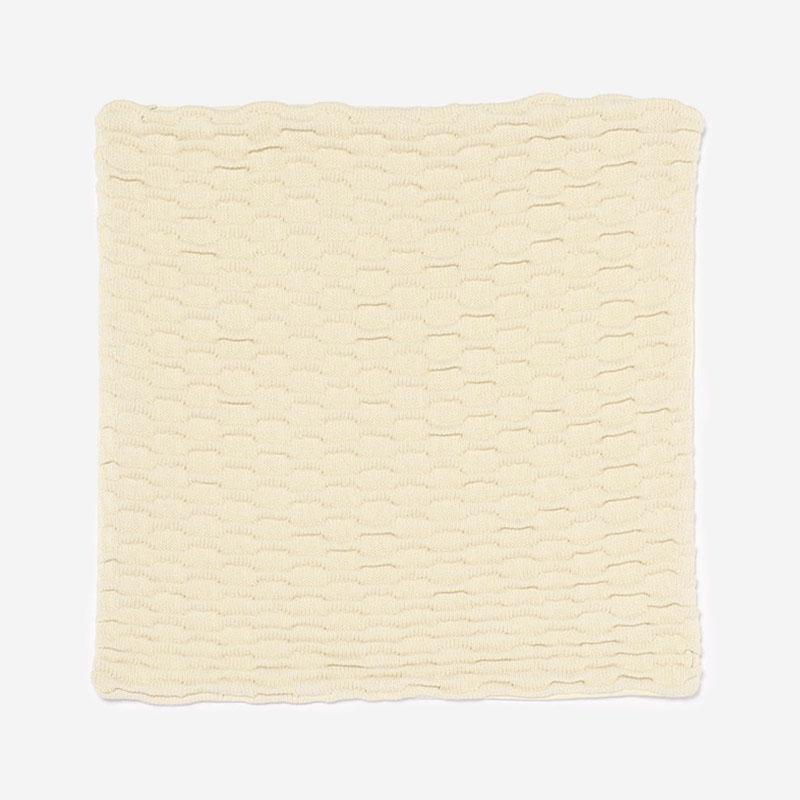 BUBBLE クッションカバー 60cm角 ホワイト