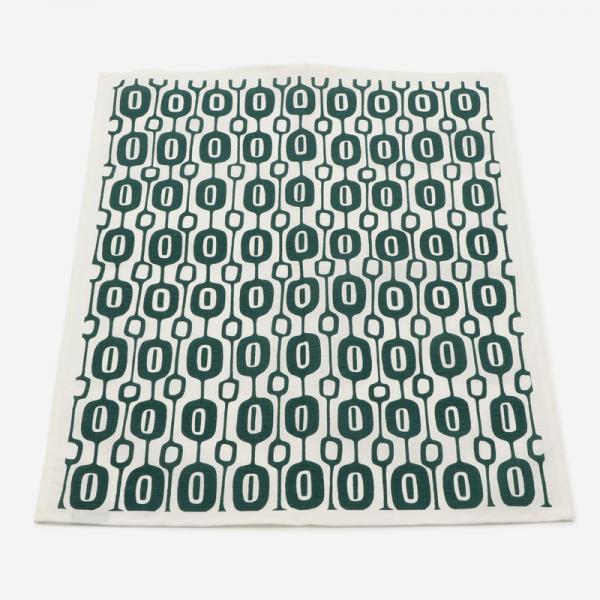 FRO ティータオル 47×65cm グリーン