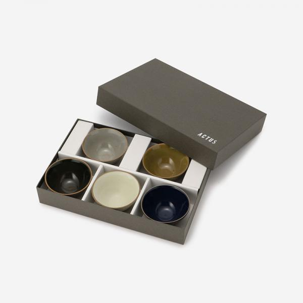 色どり小鉢 5色ギフトセット