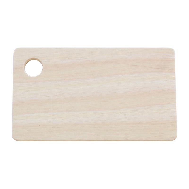 木のままごとあそび まな板