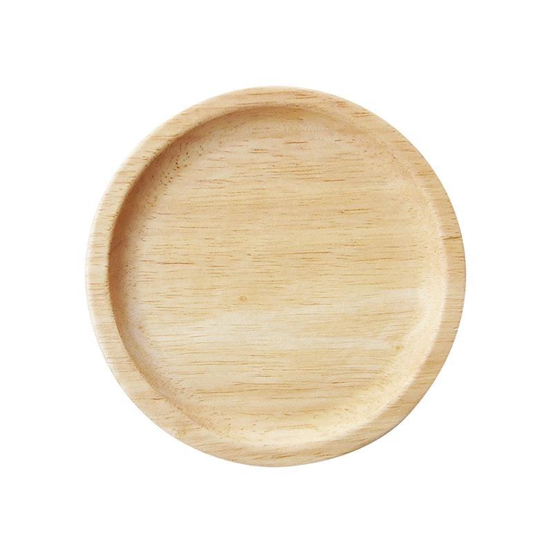 木のままごとあそび お皿
