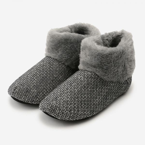 PIXEL ROMBO ブーツ Mサイズ グレー