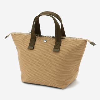 CaBas No.33 Bowlerbag small Brown/Khaki