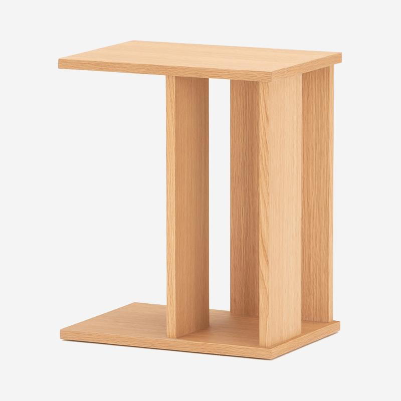 BUILD サイドテーブル オーク