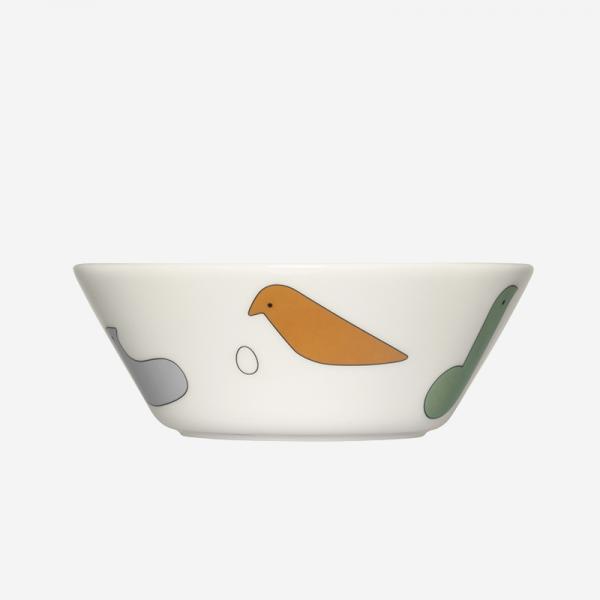 Iittala × minaperhonen ボウル 15cm バード