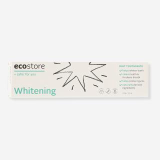ecostore トゥースペースト ホワイトニング
