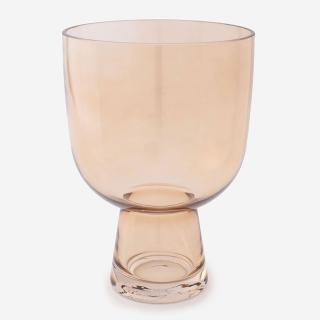 ガラスフラワーベース カップ