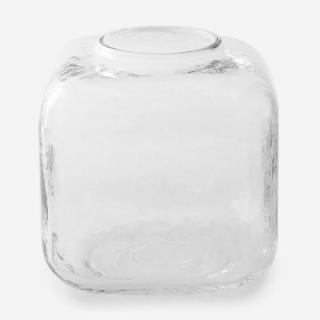 CUBE ガラスフラワーベース Lサイズ