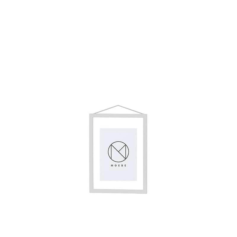 MOEBE フレーム A5 ライトグレー