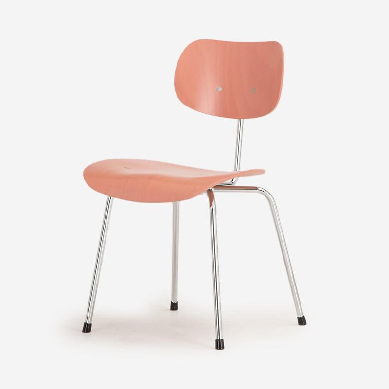 PLEASE WAIT to be SEATED SE68 チェア EIERMANN JAIPUR/CHROME LEG