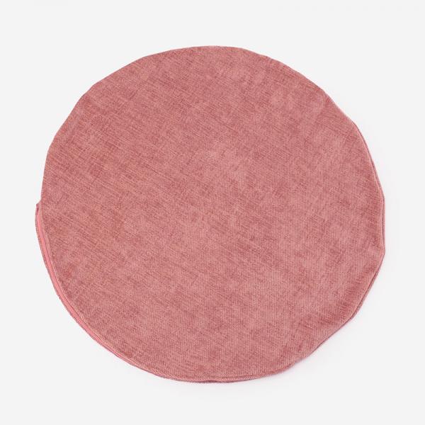 CHENILLE-P クッションカバー R65cm ピンク