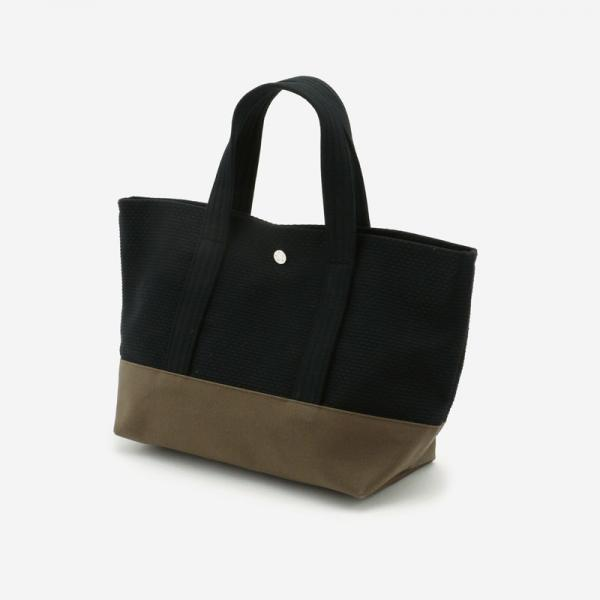 CaBas No.1 Tote small Black/Olive