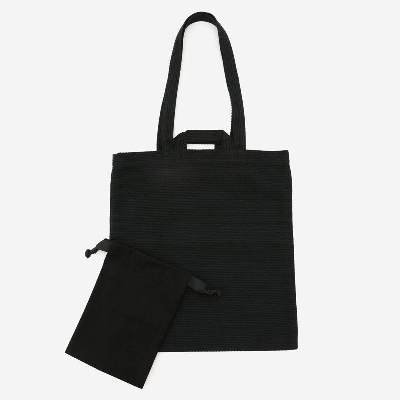 CaBas No.64 Fordable tote Black/Black