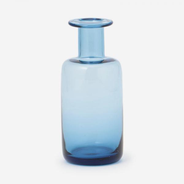 BOTTLE VASE Sサイズ ブルー