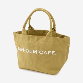 SOHOLM CAFE スーホルムバッグ スモール ベージュ