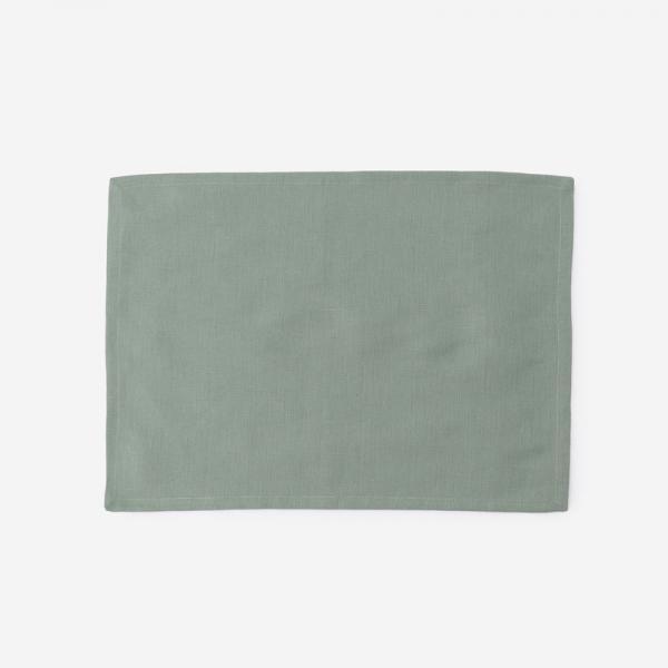 RISE&SHINE BRUNCH プレースマット 42×32cm ライトグリーン