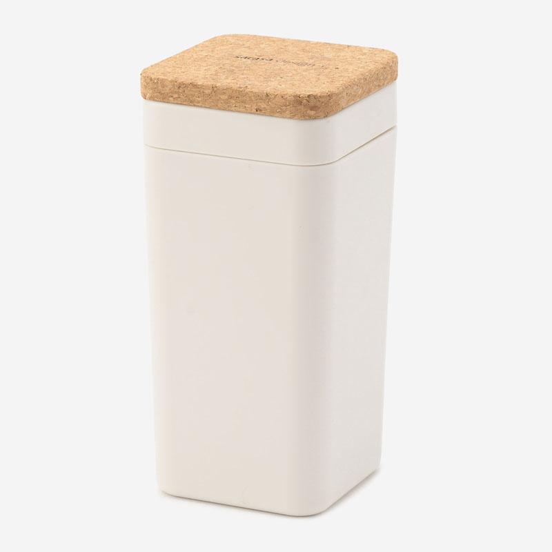 ウェットティッシュボックス 縦型 ホワイト