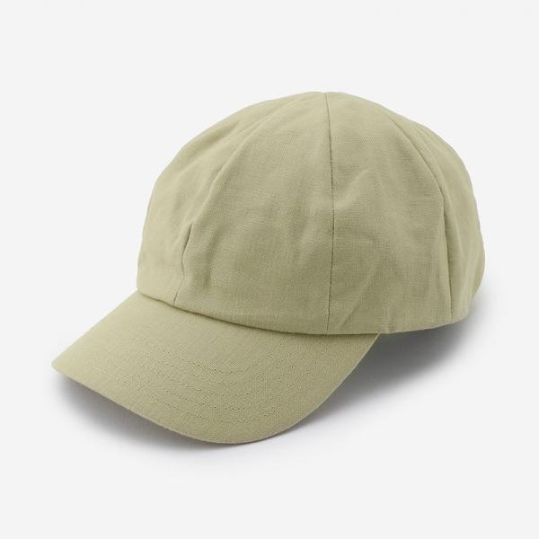 halo commodity 8PANEL CAP ナチュラル