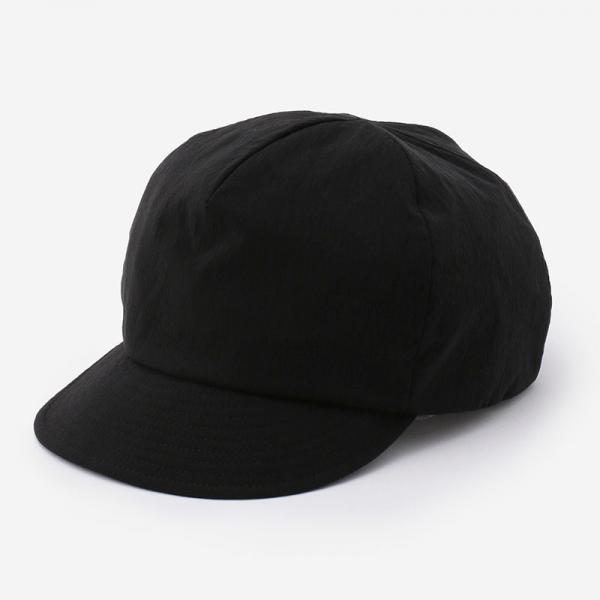 Nine Tallor TEASEL CAP ブラック