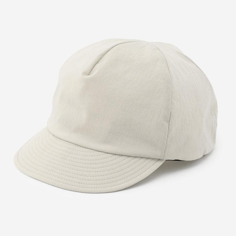 Nine Tallor TEASEL CAP ライトグレー
