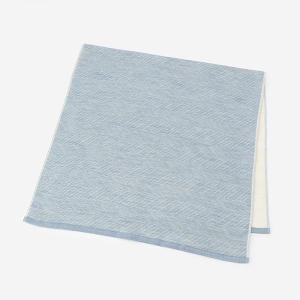 SOU バスタオル 65×120cm ブルー
