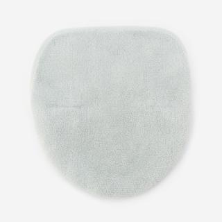 SOU トイレ蓋カバー グレー