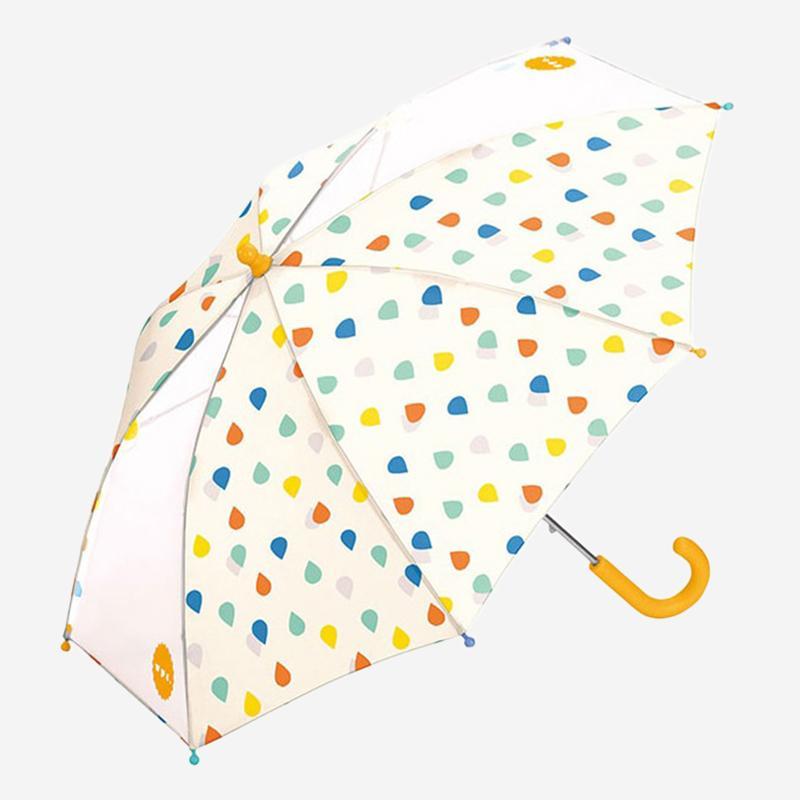 Wpc. for kids 雨傘 50cm ドロップオフホワイト