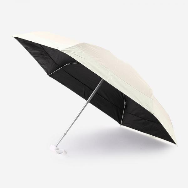 W.P.C PARASOL タイニー 晴雨兼用折り畳み傘 ベージュ