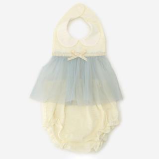 Leapepe DRESS エプロン&ブルマセット ホワイト