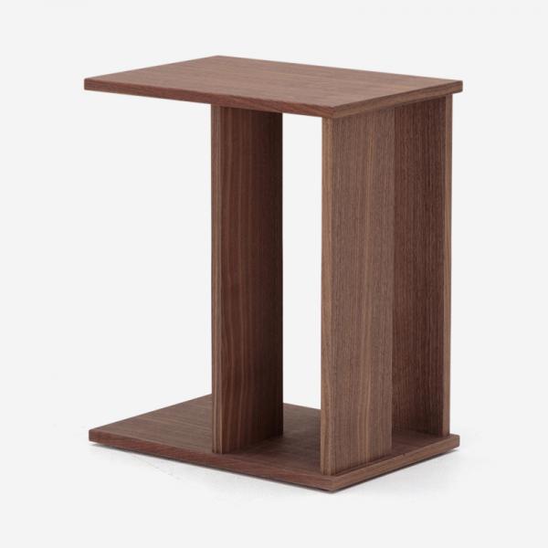 BUILD サイドテーブル ウォールナット