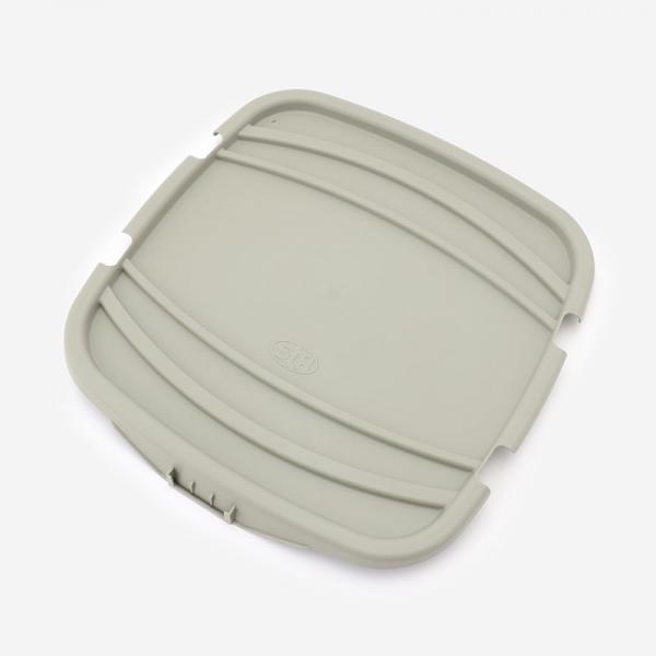 LandNorm バスケット蓋 Mサイズ(25L)用 グレー