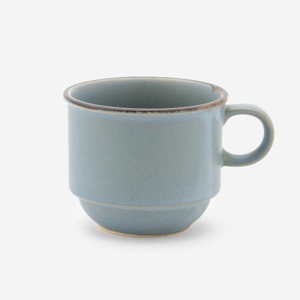 MASHIKO マグカップ ブルー