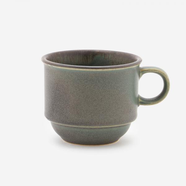MASHIKO マグカップ グリーン