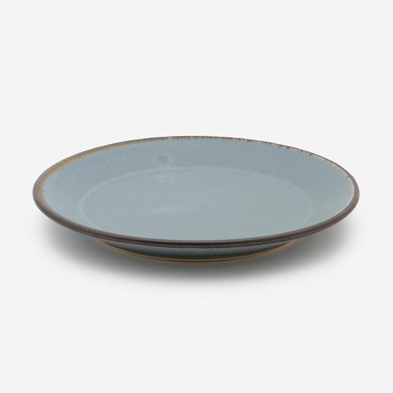 MASHIKO プレート Mサイズ R17cm ブルー
